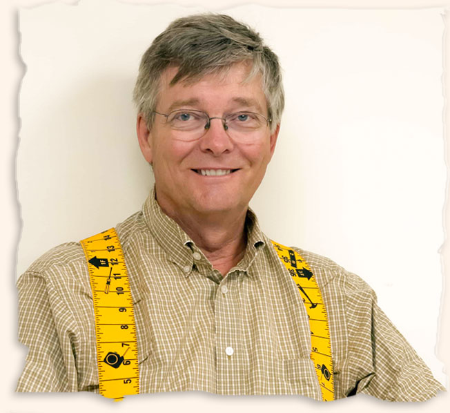 Jim Barre - inventory and production supervisor for a major cabinet manufacturer.